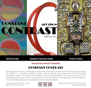 Constant Contrast Art Exhibit
